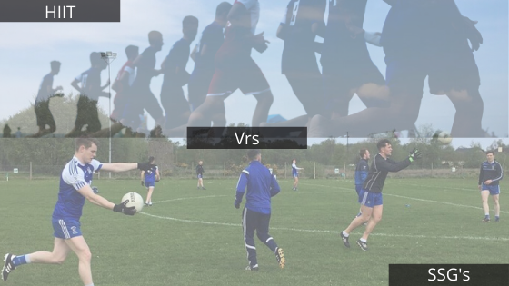 Conditioning For Gaelic Football