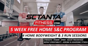 Home S&C Programme