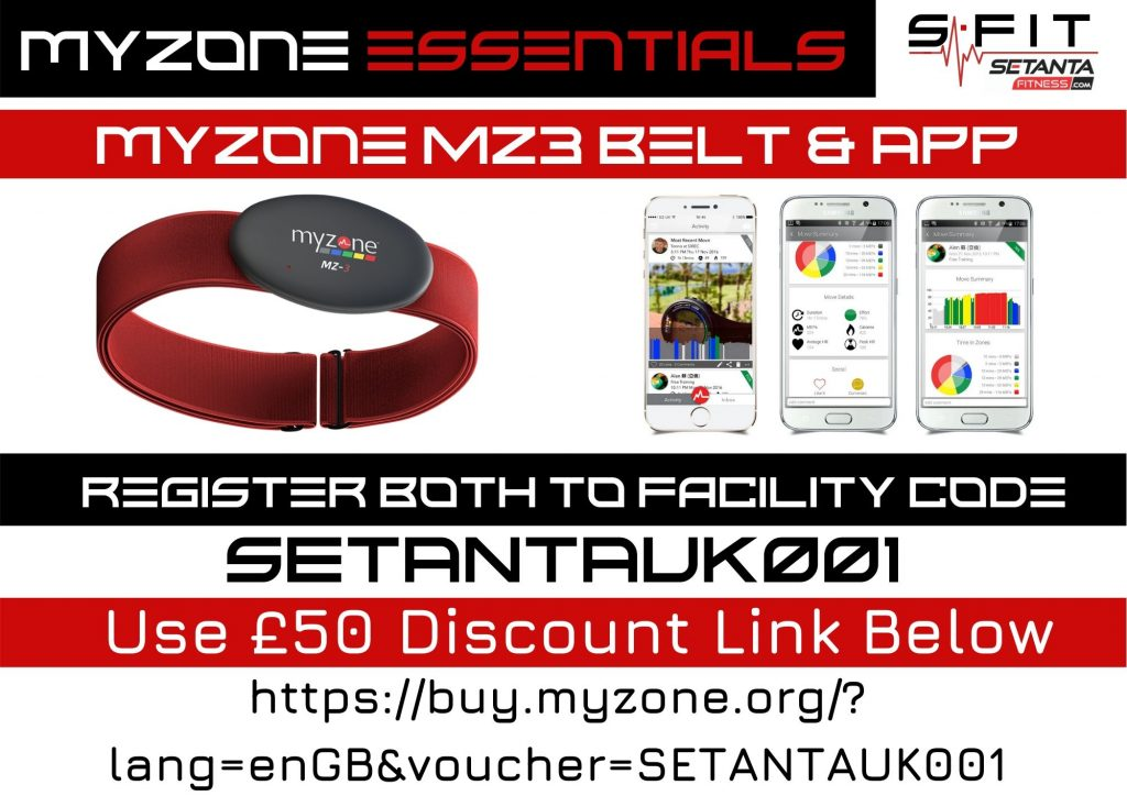 Myzone Essentials