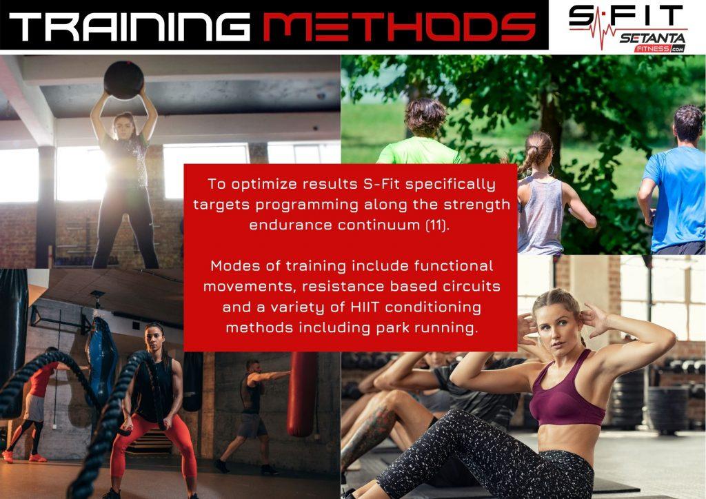 Training Modes