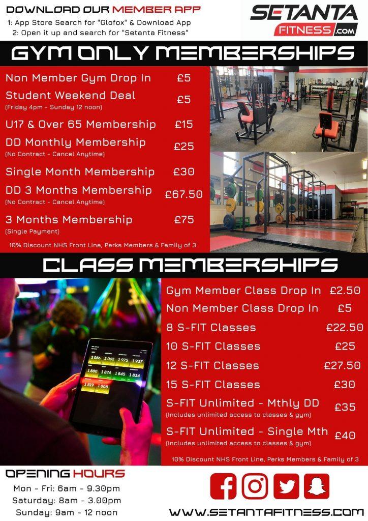 Membership 1 2020