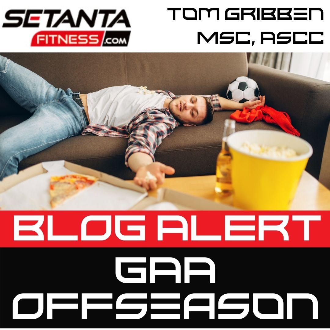 Off Season Blog